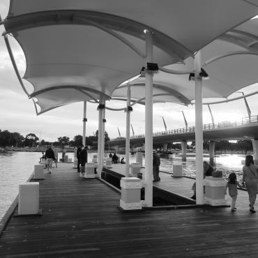 New Mandurah Traffic Bridge